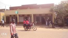 Commercial Plot with Building in Gulu Town