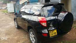 Toyota Rav 4 2007 model
