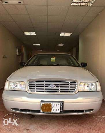 Ford Crown Victoria 2012
