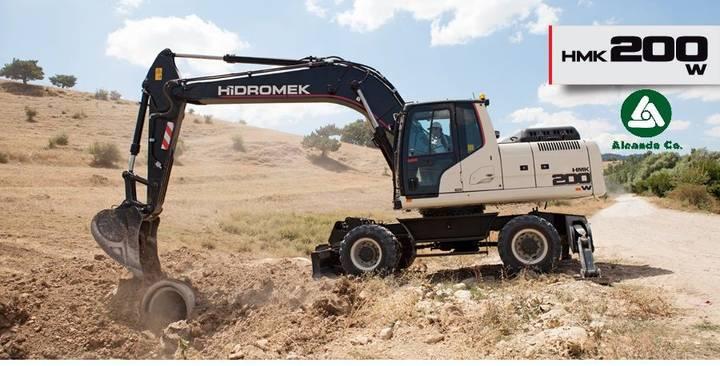 Hidromek HMK 200 W (0507181205, Дмитро) - 2019