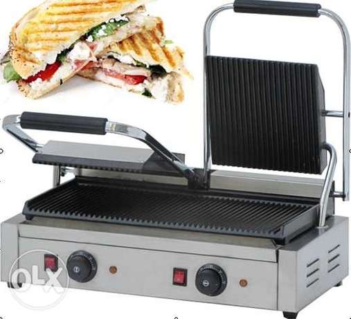 Sandwich Double Electric Toaster