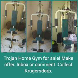 Home gym trojan classified ads for sports & outdoors in gauteng