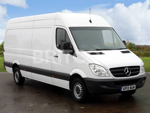 Mercedes-Benz Sprinter 313 CDI - 2013