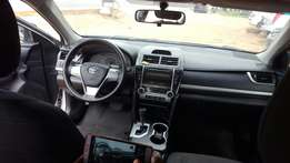 Clean toyota camry 2013