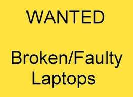 I am buying WORKING AND NON WORKING Laptops/PCs on a reasonable pri