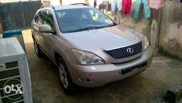 Super Clean Tokunbo Lexus RX330 Europe righty