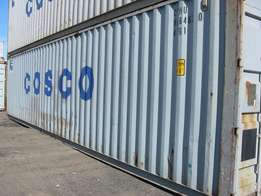 containers available for sale.