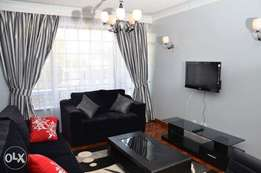 Furnished and serviced spacious apartments