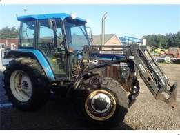 New Holland 6640 4WD 1996 With Complete Cabin.