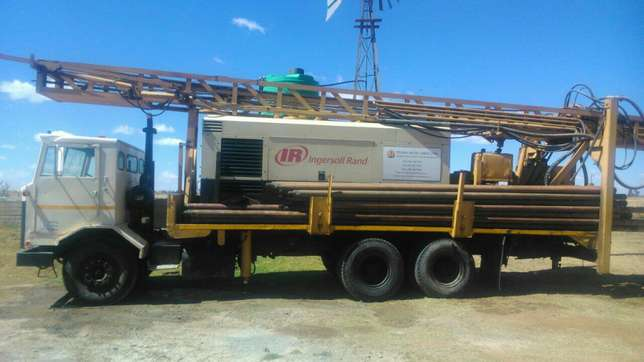 Drill Rig for for sale. Water Boreholes Hebron - image 4