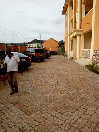 2bedroom flat with 3toilets to let at katampe district opposite Nicon Kado - image 7