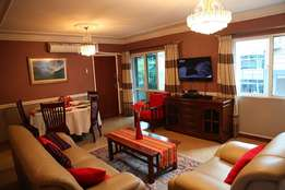 Fully Furnished & Serviced 3 Bedroom Luxury Apartments, Westlands