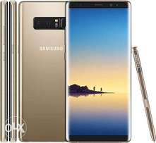 original brandnew boxed.samsung note 8 dous.