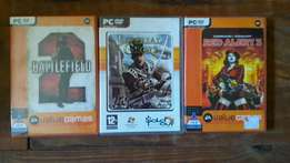 3 clasic pc games