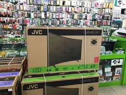 Jvc 49inch curved special