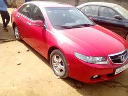 Super clean Honda accord 06 Europe full option urgently for sale