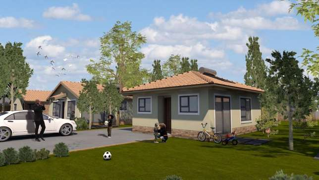 Residential sites for sale - New development next to Twin City Bloemfontein - image 1