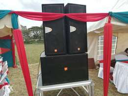 Pa system for your Event