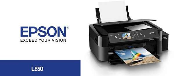 Epson Stylus Photo L850 printer Nairobi CBD - image 1