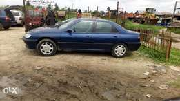 Very clean first body Peugeot 406 with sound engine chilling A.C