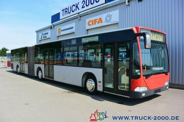 Evobus MB 0530 GN3 Citaro 54 Sitze & 108 Stehplätze - 2003