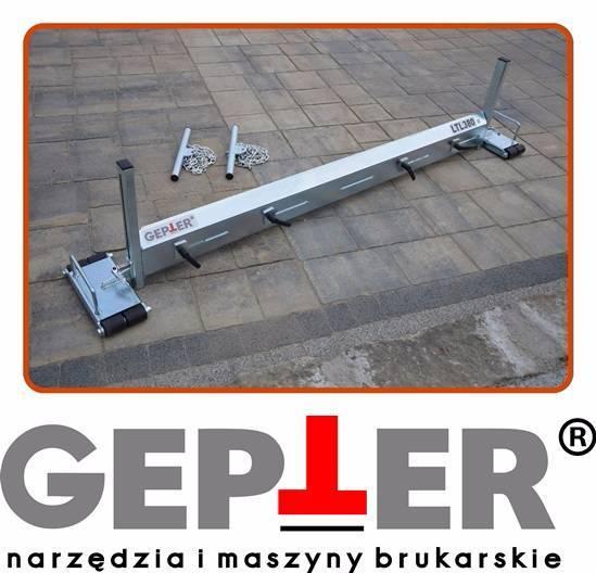 Gepter Ltl380 - Screeding Machine - 2018