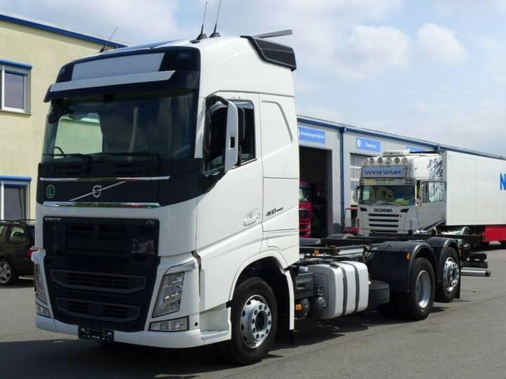 Volvo FH 460*Euro 6*AHK*Lift*Klima*TÜV* - 2014