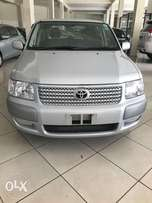 Toyota Succeed TX G Package