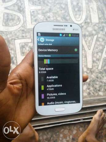 Samsung Grand Neo Android GT-I9060 Android 1gb ram very neat Lagos Mainland - image 7