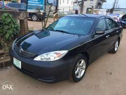 Used Toyota Camry 20003 model for sell