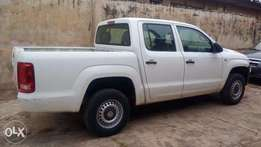 2010 Volkswagen Amarok (Hilux) with Good Use History