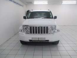 2013 Jeep Cherokee 2.8Crd Limited A/T
