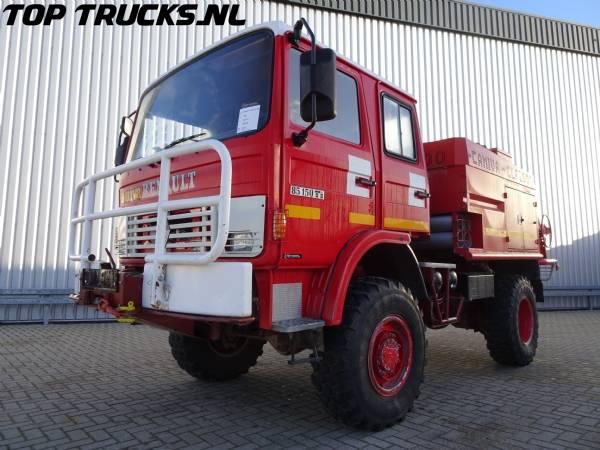 Renault 85.150 TI 4x4 feuerwehr - fire brigade - brandweer - wate... - 1991