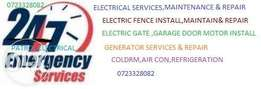 electrical maintenance and installation