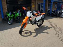 Brand new 2017 KTM XCF-W 250 (Finance available)