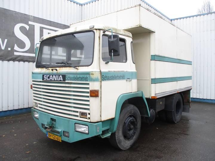 Scania 8031 LD , Oldtimer - 1976