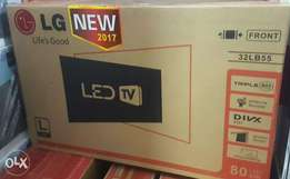 Brand New LG 32inch LED (2usb, 2AV, 2hdmi)full HD 2017