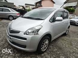 Brand new toyota ractis KCM,alloyrims, CD and DVD player, 790k