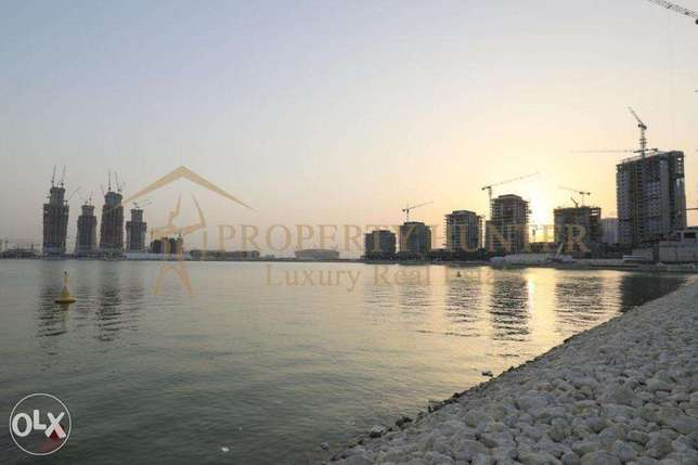 1 Bedroom Luxury Apartment For Sale in Lusail Waterfront REF - 13462