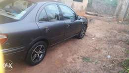 Nissan almera in perfect condition nothing to fixed.