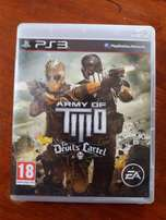 Army of two the devils cartel ps3 game