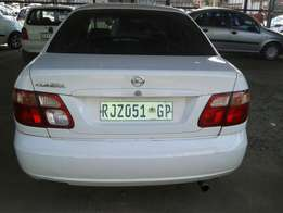 2004 nissan almera for sale