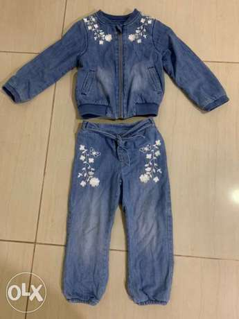 Mothercare set 2-3 years