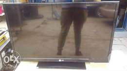 """Brand New 32"""" Lg LED TV With HDMI And USB"""