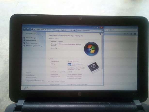UK used neat HP mini 2102 with 5hrs plus Battery Ilorin West - image 4