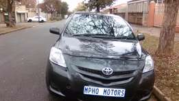 2008 toyota yaris T3 excellent condition