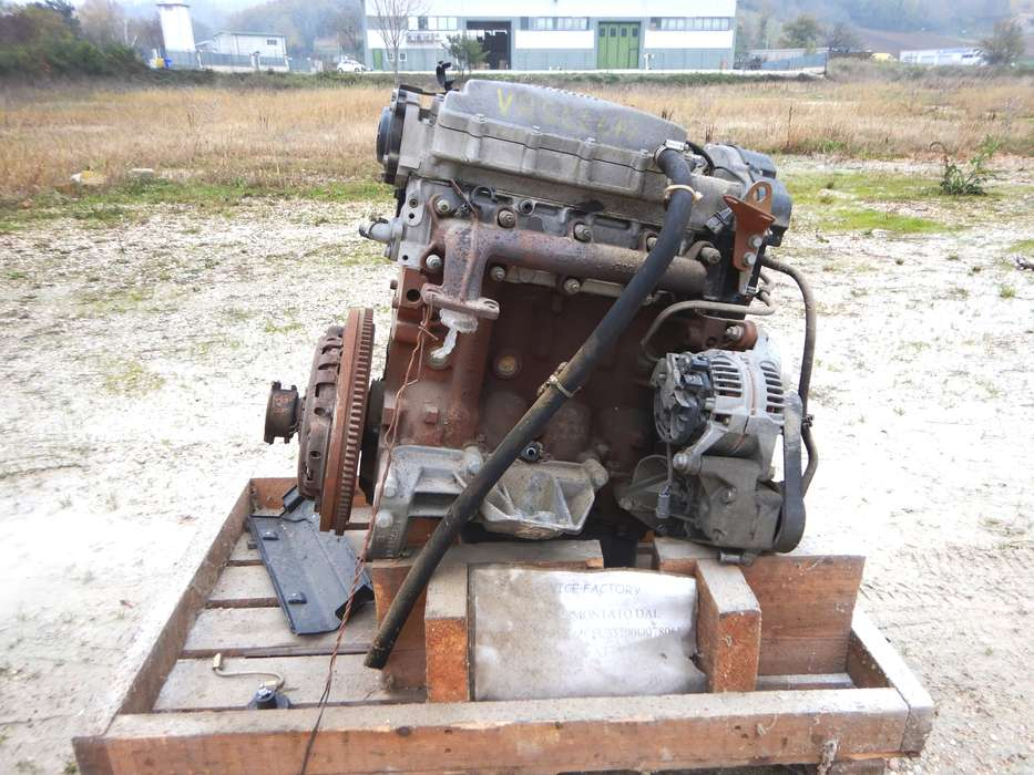 Iveco Motore Daily 35C10 – 35C12 (Cod 0054)