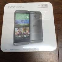 Brand New HTC One M8 Grey unlocked Smartphone 5'' Quad Core 32GB ROM 4