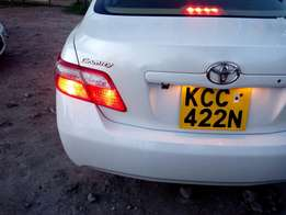 Selling Toyota Camry 2400cc