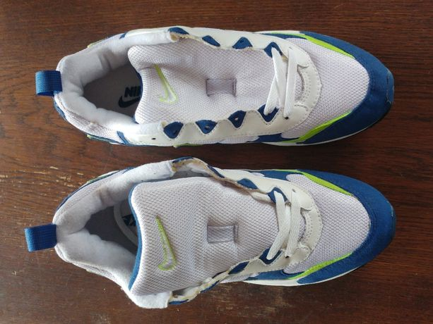 pretty nice 74a7a 0c439 Vintage Nike Air Apprentice 1997 us8.5  42  26.5cm yung yeezy tekno